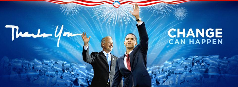 Obama thank you