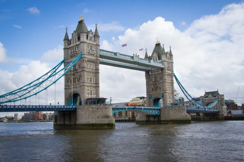 Photo du Tower Bridges de Londres