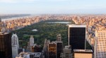 Photo de Central Park depuis le Rockefeller Center