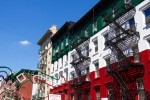 Photo d'un immeuble de Little Italy