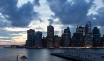 Photo de la skyline de New York depuis Brooklyn