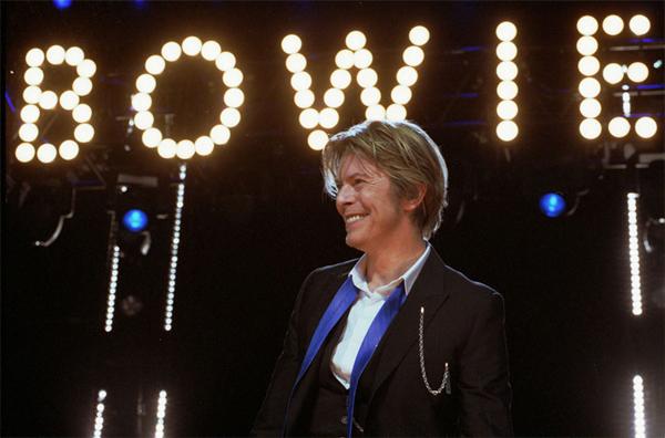 David Bowie par Adam Bielawski