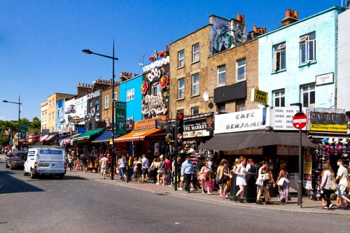 Photo de Camden Town à Londres