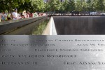 Photo d'un des bassins de Ground Zero