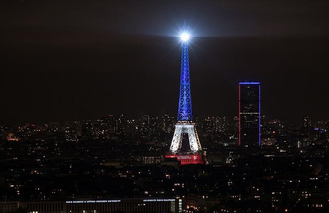Tour Eiffel - Paris par JP2H